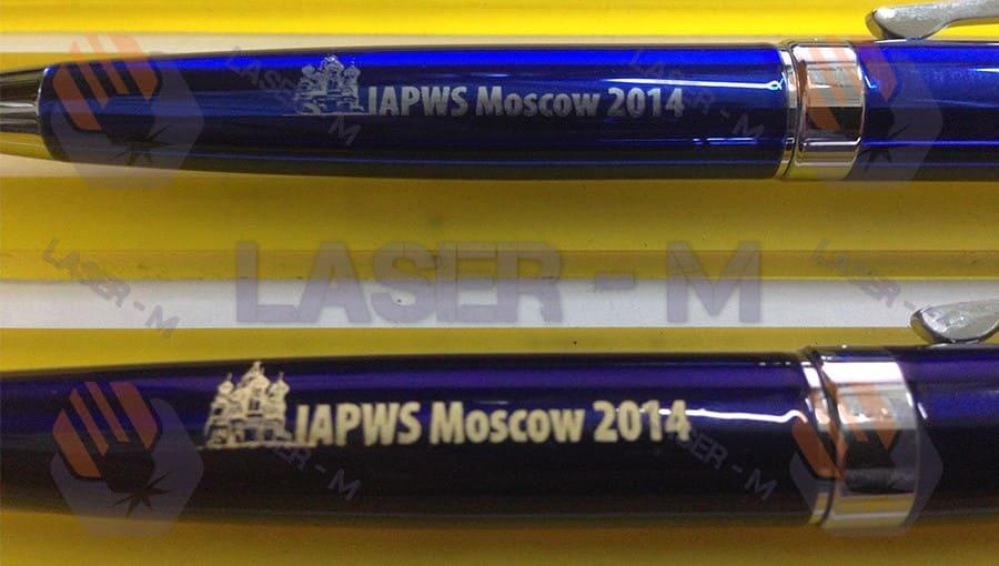 Гравировка на ручках japws moscow