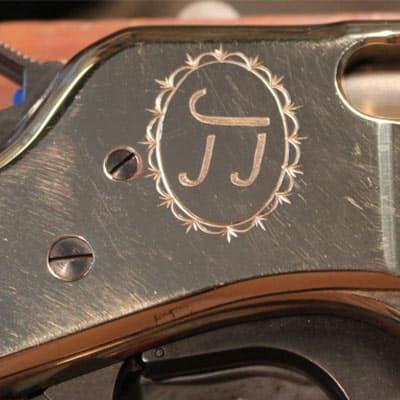 Гравировка на винтовках