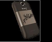 Лазерная гравировка на телефонах HTC
